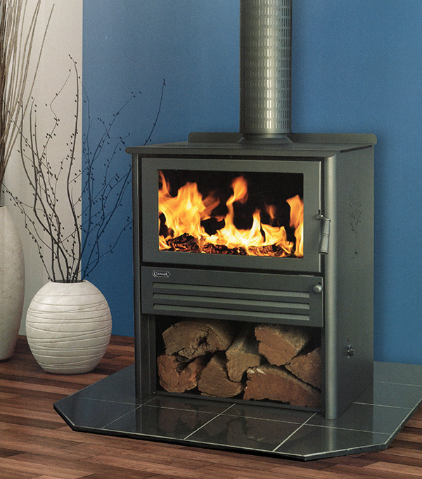 Coonara settler C600 ranch wood heater