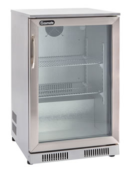 Platinum II 1 Door (118L) Bar Fridge