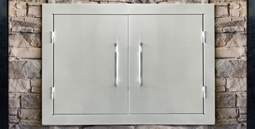 Masport Stainless Steel Door Kit